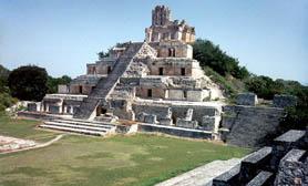 Edzna Campeche