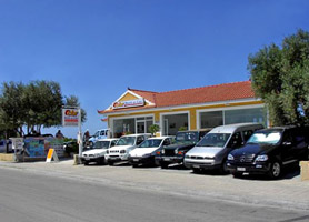 Car Rental in Campeche