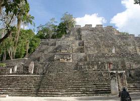 campeche mayan ruins calakmul